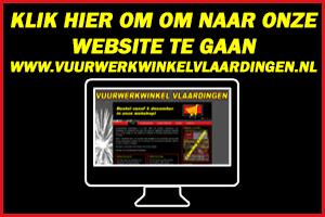 Website Vuurwerkwinkel Vlaardingen